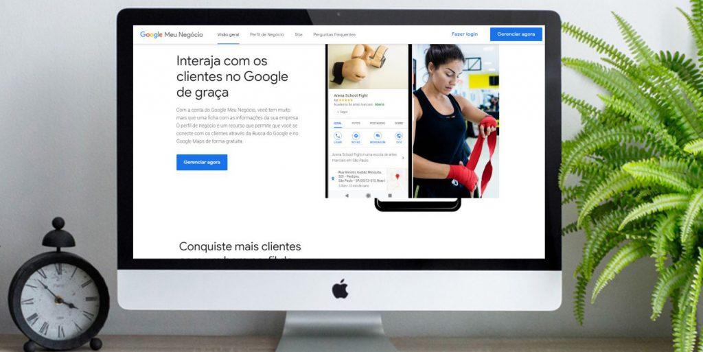 Como destacar o seu negócio com o Google Meu Negócio?