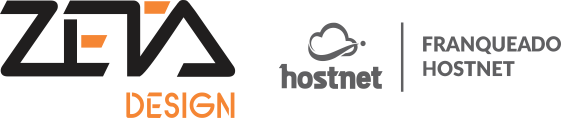 Marcas Zeta Design e Hostnet