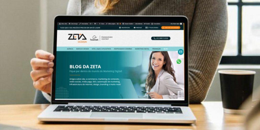Seja bem-vindo ao blog de notícias da Zeta